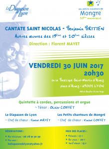 Concert 30 juin 2017